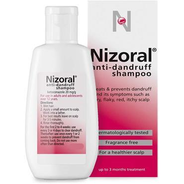 Nizoral Dandruff Shampoo 100ml