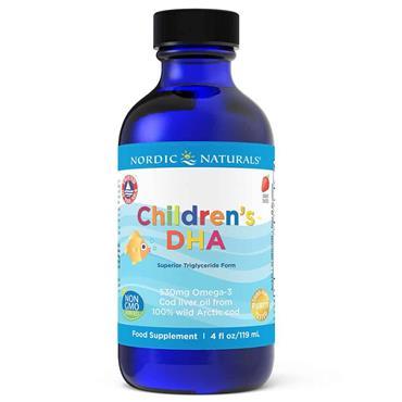 Nordic Naturals Children's DHA 119 ml