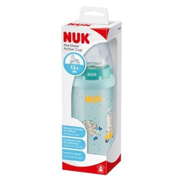 NUK Active Cup 300ml with spout 12 months (Assorted Colours)