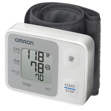 Omron RS2 Wrist Blood Pressure Monitor |OMRRS2