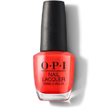 O.P.I Lacquer A Good Man-darin is Hard to Find