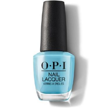 O.P.I Lacquer Can't Find My Czechbook