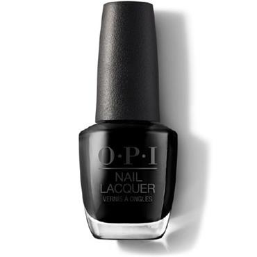 O.P.I Lacquer Lady In Black