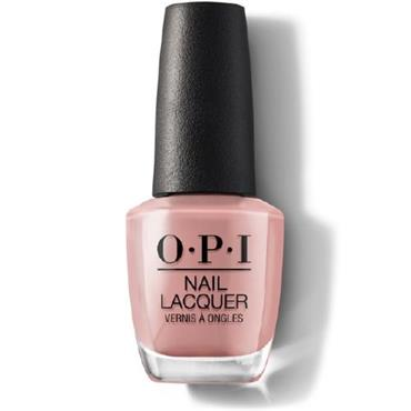 O.P.I Lacquer Barefoot in Barcelona