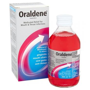 Oraldene Original Liquid 200ml