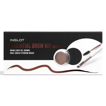 Inglot Cosmetics Essentials Brow Kit