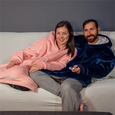 Cozy Cuddler Hoodie Blanket Adult