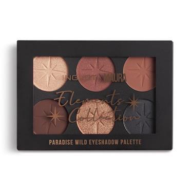 Inglot Cosmetics X Maura Paradise Wild Eyeshadow Palette