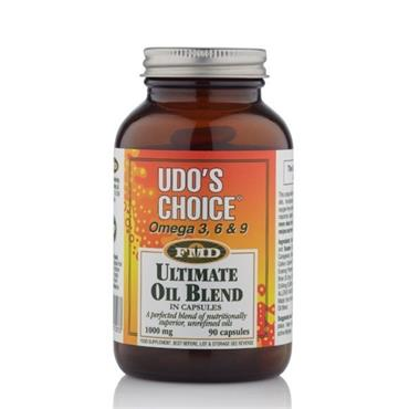 Udo's Choice Ultimate Oil Blend Capsules