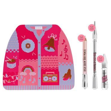 Benefit Jingle Brows brow gel, pencil & highlighter value set