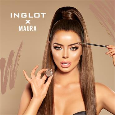 Inglot Cosmetics X Maura Bad Ass Brows AMC Eyebrow Gel
