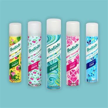 Batiste Dry Shampoo 400ml