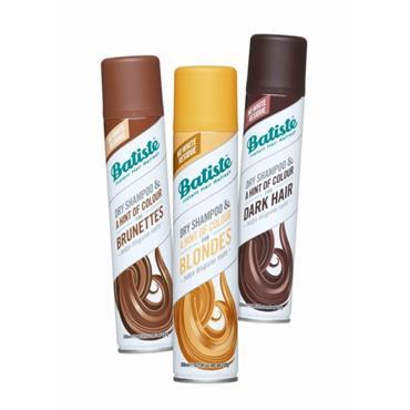 Batiste Dry Shampoo Hint of Colour 200ml