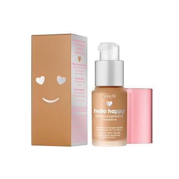 Benefit Hello Happy Flawless Brightening Foundation Mini