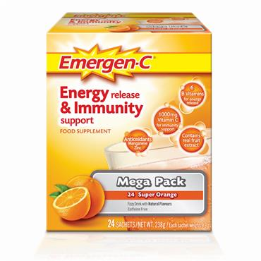 Emergen-C Orange Sachets