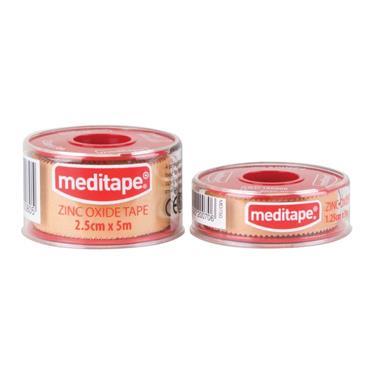 Medicare Meditape Zinc Oxide Tape