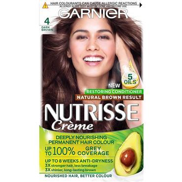 Garnier Nutrisse Crème Permanent Hair Dye