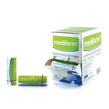 Medicare Mediform Conforming Bandage