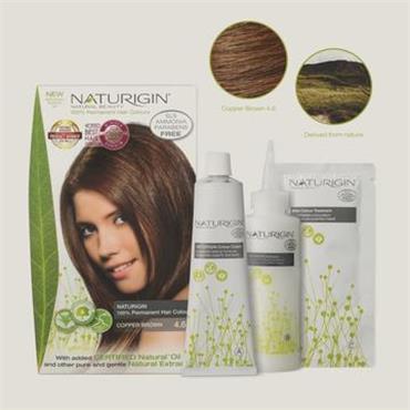 Naturigin Permanent Hair Colour