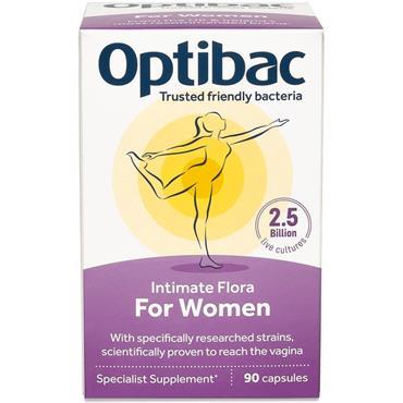OptiBac Probiotics For women Capsules