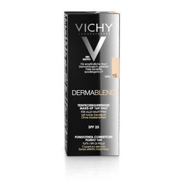 Vichy Dermablend Corrective Fluid Foudation
