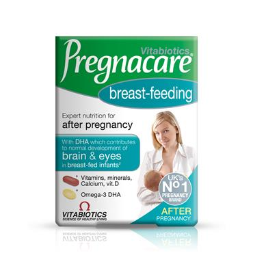 Vitabiotics Pregnacare Breast-feeding 56 Tablets + 28 Capsules