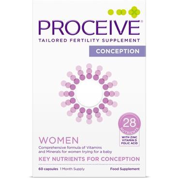 Proceive Women 60 Capsules