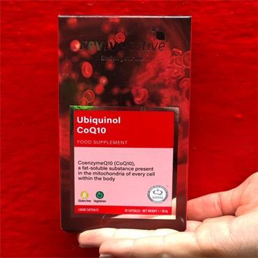 Revive Active Ubiquinol CoQ10