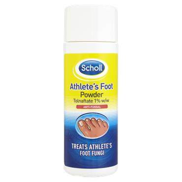 Scholl Athlete'S Foot Powder 75G