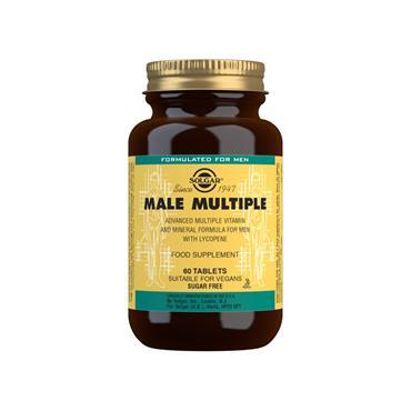 Solgar Male Multiple Tablets 60s