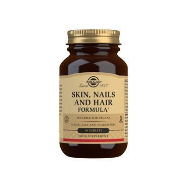 Solgar Skin, Nails and Hair Tablets 60s