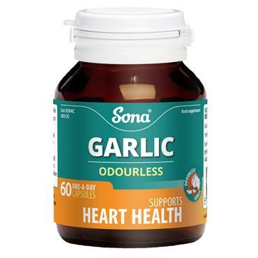 Sona Garlic 60 Capsules