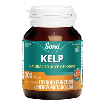 Sona Kelp 200 Tablets