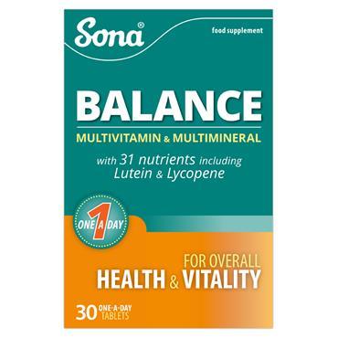 Sona Balance 30 Tablets