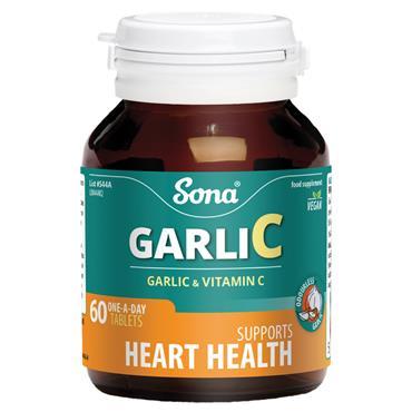 Sona Garlic 60 Tablets