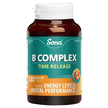 Sona B Complex 120 Tablets
