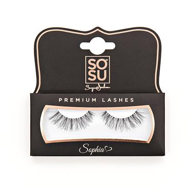 SOSU by Suzanne Jackson Lashes Premium Sophia