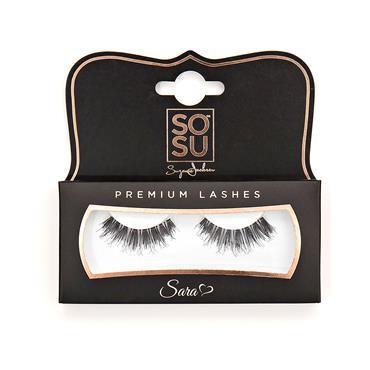 SOSU by Suzanne Jackson Lashes Premium Sara