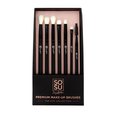 SOSU by Suzanne Jackson The Eye Collection 7 Piece Brush Set