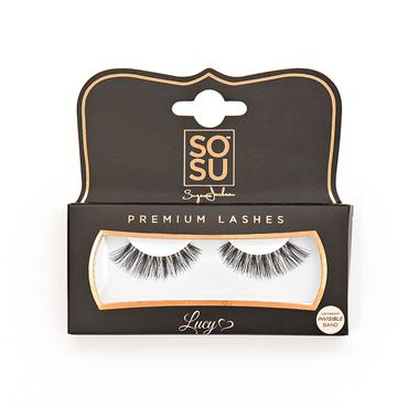 SOSU by Suzanne Jackson Lashes Premium Lucy