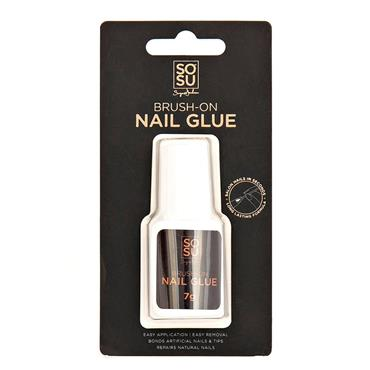 SOSU by Suzanne Jackson Nails Brush On Nail Glue 7ml