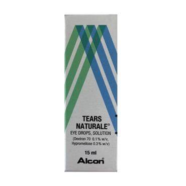Tears Naturale eye drops 15ml