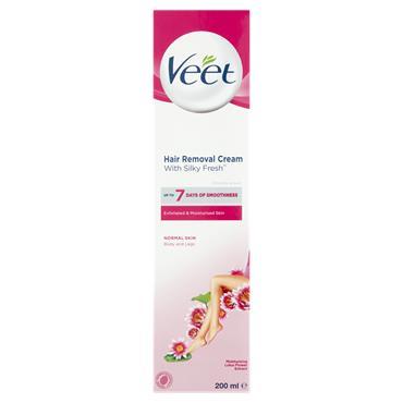 Veet Hair Removal Cream Normal Skin 200Ml