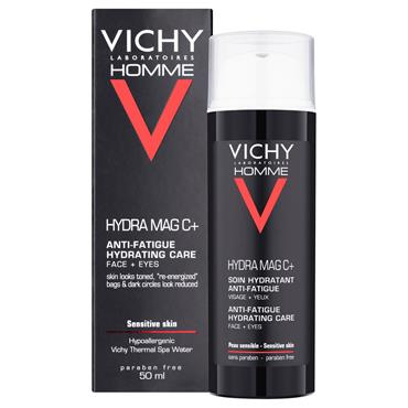 Vichy Homme Hydra Mag C+ Moisturiser 50ml