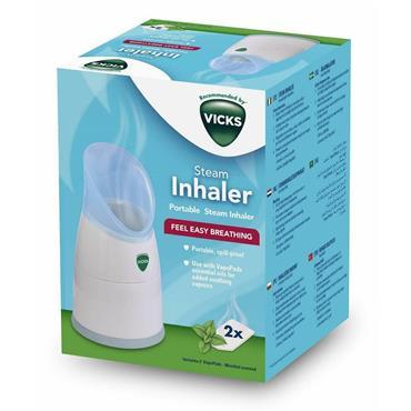 Vicks Vapo Rub Steam Inhaler| V1300