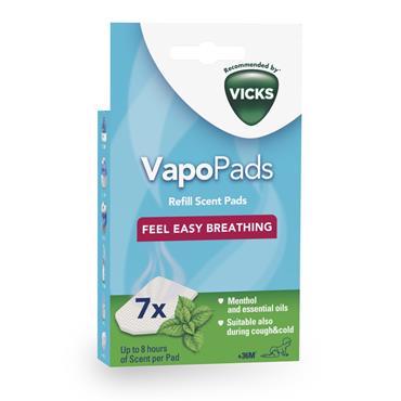 Vicks Menthol Comforting VapoPads | VH7