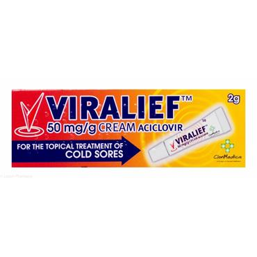 Viralief Cream 2g
