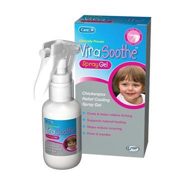 Virasoothe ChickenPox Relief Cooling Spray 60ml