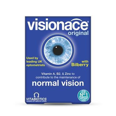 Vitabiotics Visionace 30 Tablets