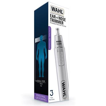 Wahl Essentials Battery Operated Nasal Trimmer |WAH5560
